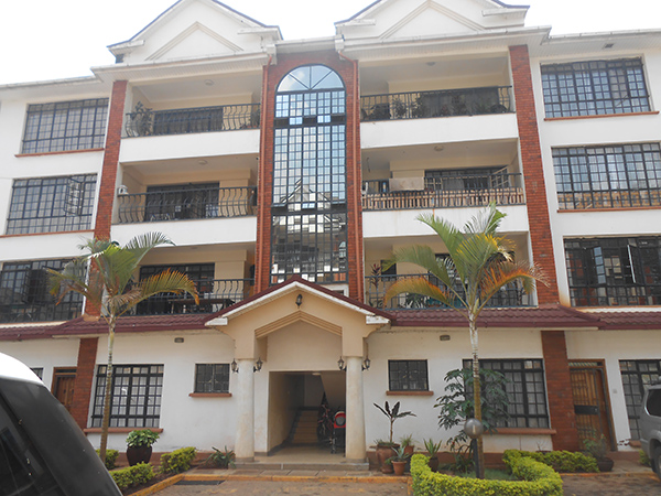 4 BR apartment – WESTLANDS