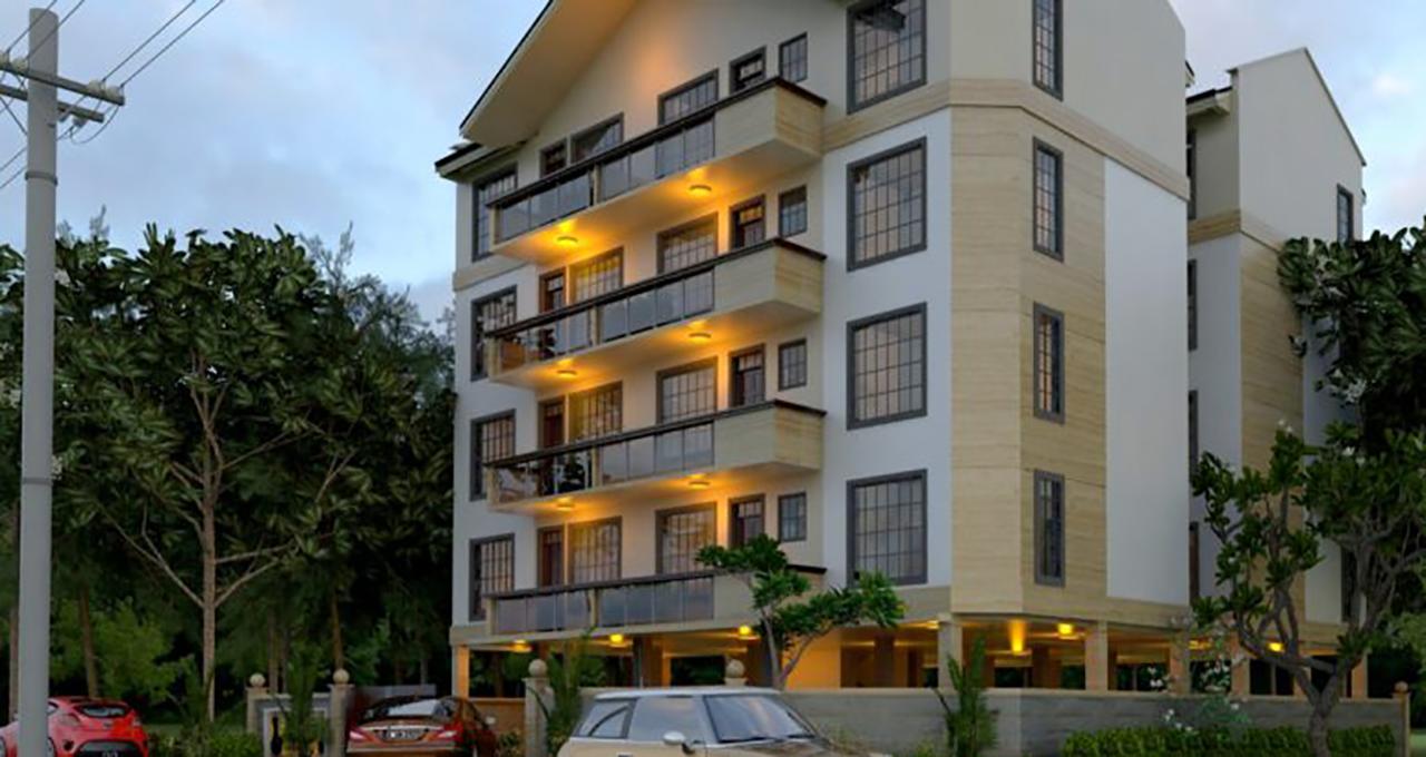 EXECUTIVE 1 & 2 Bed Apartments, KILELESHWA