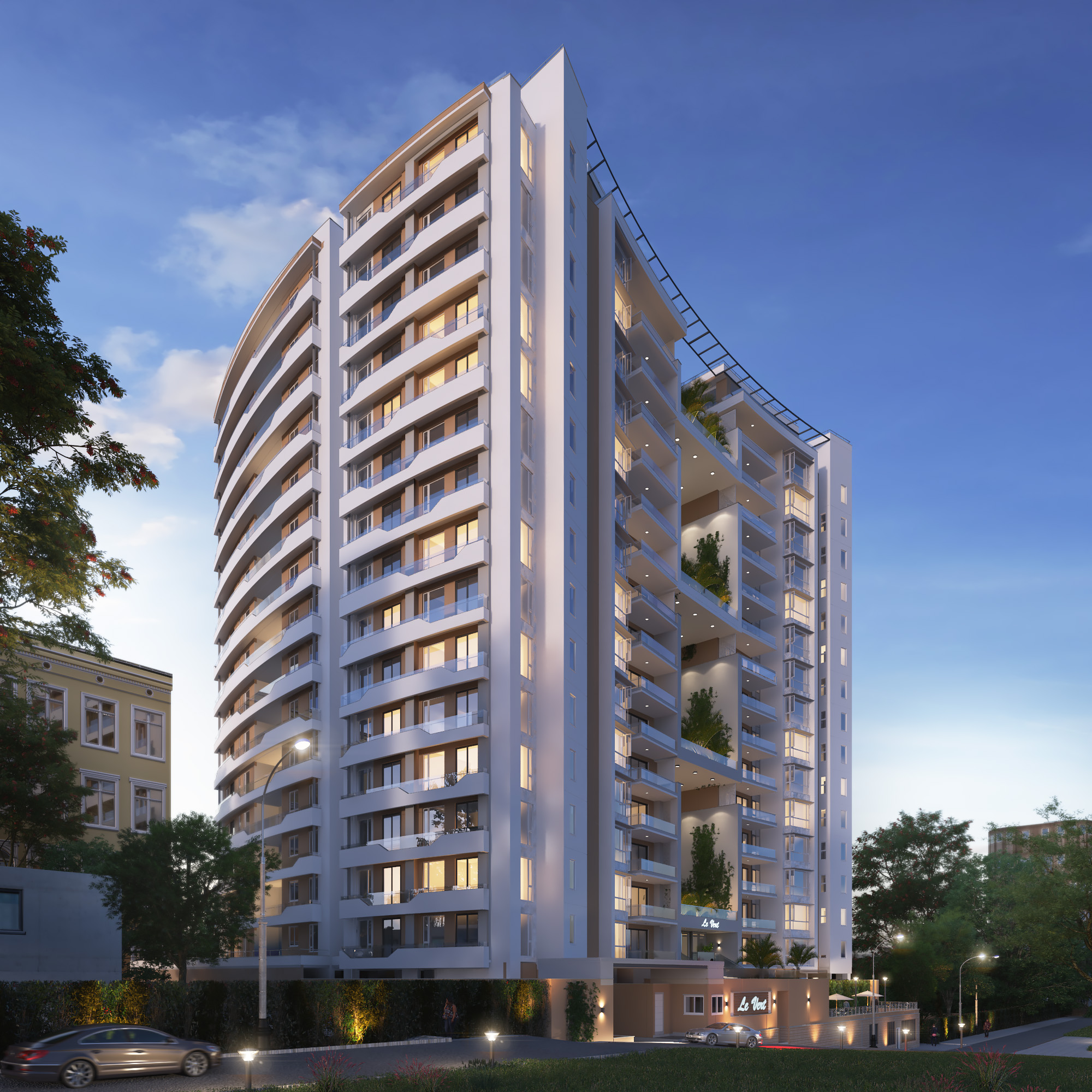 ICONIC 3 & 4 Bed Apartments, RIVERSIDE DRIVE