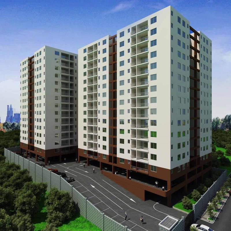 WONDERFUL Studio,1,2&3 Bed Apartments, KILIMANI