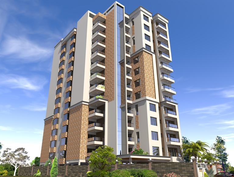 DISTINCT 1&2 Bed Apartments, KILIMANI