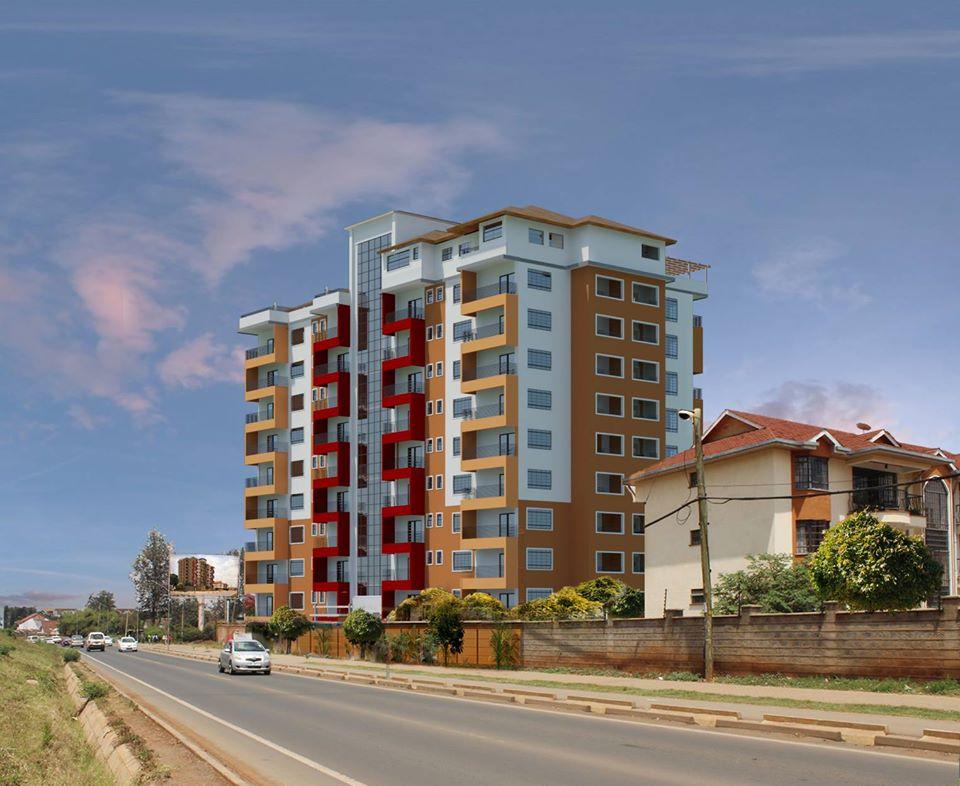 LAVISH 2 Bedroom Apartment, KILELESHWA