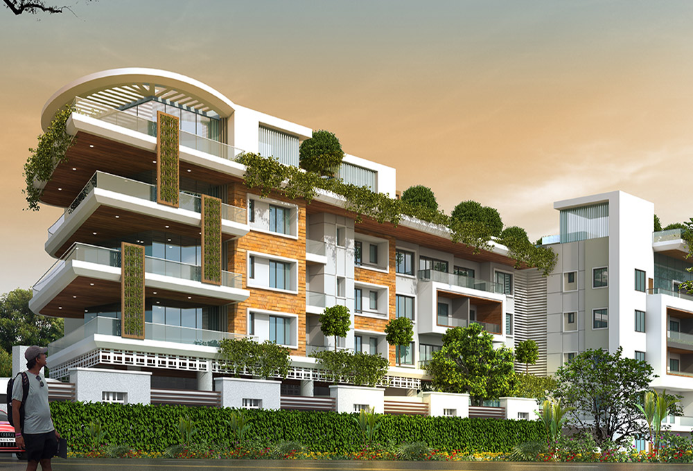 ELEGANT 2,3 & 4 Bed Apartments, SPRING VALLEY