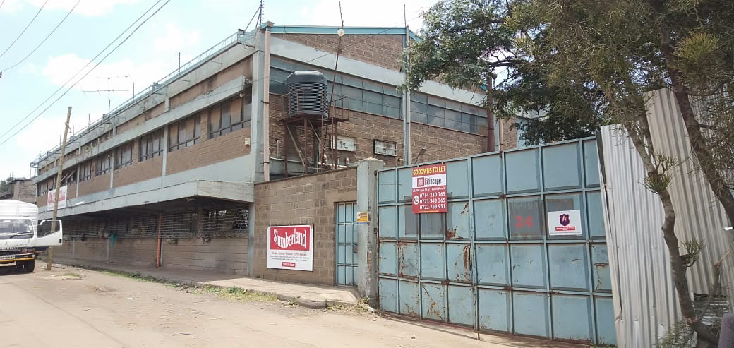 GODOWNS – TO LET, INDUSTRIAL AREA