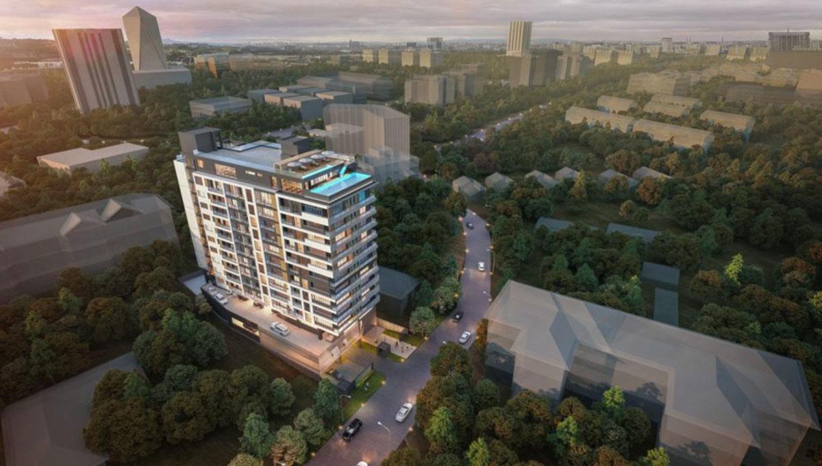 Eminent Studios, 1 & 2 Bed Apartments- Upper Hill, Nairobi
